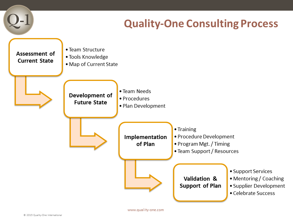 Quality-One Consulting Process
